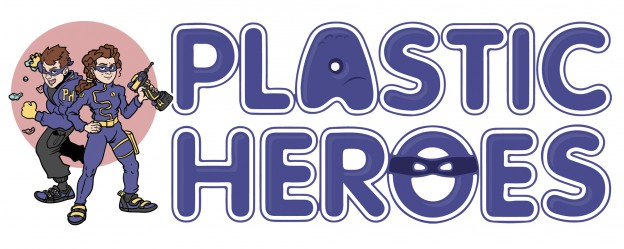 Plastic Heroes logo